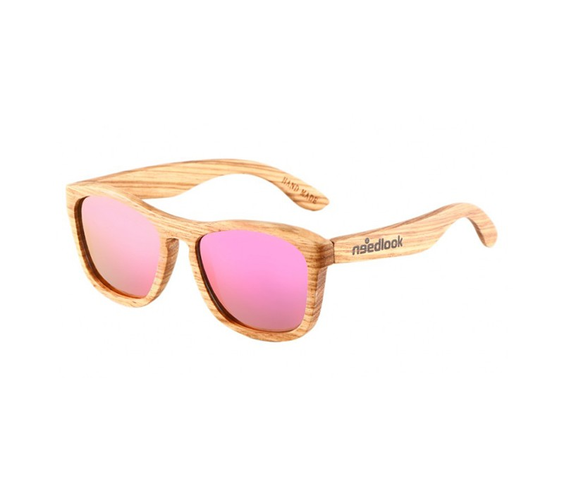 FULL BAMBOO VETOED WAYFARER / PURPLE